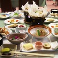 知床のホテルの食事